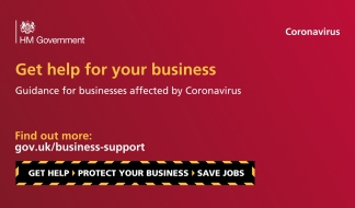 COVID-19 GOV.UK Financial Support Finder for Businesses